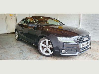 Audi A5 Coupe 2.0 TFSI S line Multitronic 2dr