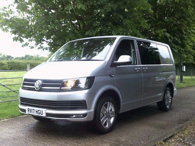 Volkswagen Transporter Combi Van T32 HIGHLINE KOMBI 140 PS 6 SPEED SWB