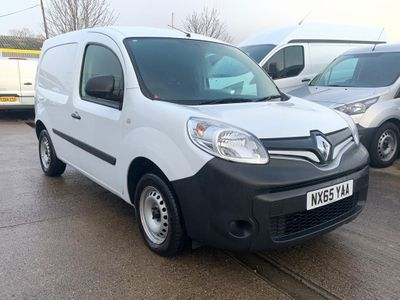 Renault Kangoo Panel Van 1.5 dCi ML19 eco2 Phase 2 FWD 5dr