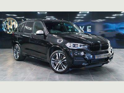 BMW X5 SUV 3.0 M50d Auto xDrive (s/s) 5dr