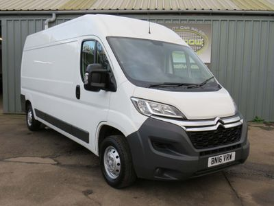 Citroen Relay Panel Van 2.2 HDi 35 Enterprise L3H2 L3 High Roof EU5 5dr
