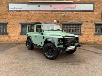 Land Rover Defender 90 SUV 2.2 TD County Station Wagon 3dr