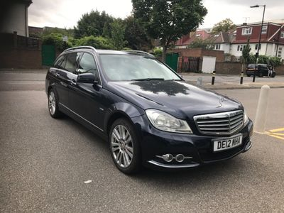 Mercedes-Benz C Class Estate 1.8 C180 BlueEFFICIENCY Elegance G-Tronic 5dr
