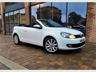 Volkswagen Golf Convertible 1.4 TSI S Cabriolet 2dr