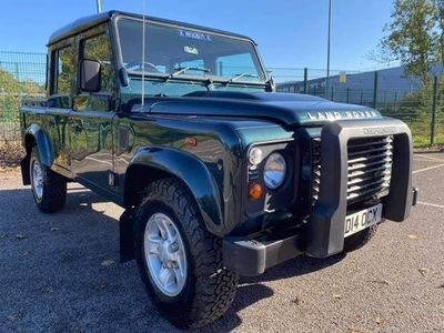 Land Rover Defender 110 Pickup 2.2 TDCi Double Cab Pickup 4WD MWB 4dr