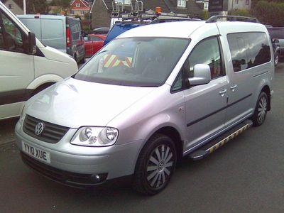 Volkswagen Caddy Maxi Life MPV 1.9 TDI Maxi Life Bus DSG 5dr (7 Seats)