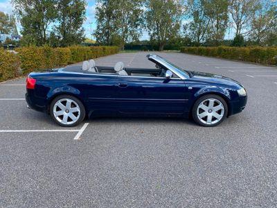 Audi S4 Cabriolet Convertible 4.2 quattro 2dr