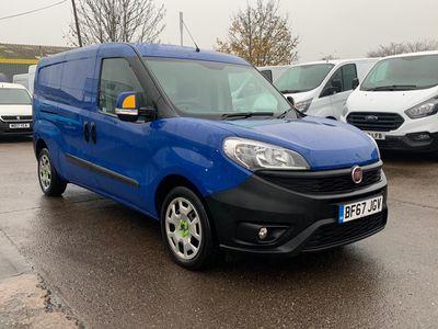 Fiat Doblo Panel Van 1.3 MultiJetII Maxi SX L2 H1 EU6 6dr