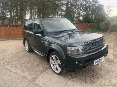 Land Rover Range Rover Sport SUV 3.6 TD V8 HSE Auto 4WD 5dr