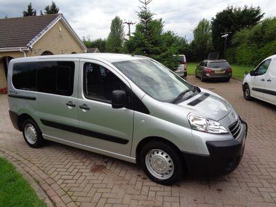 Peugeot Expert Combi Van 2.0 HDi (EU5) L1 H1 4dr