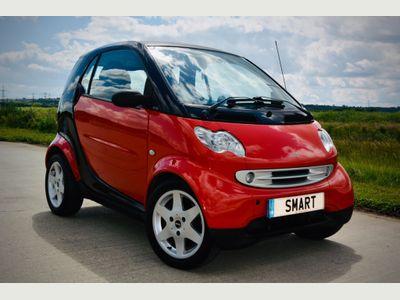 Smart fortwo Hatchback 0.6 City Pulse 3dr