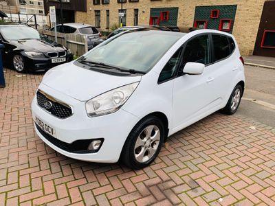 Kia Venga Hatchback 1.6 CRDi EcoDynamics 16v 3 5dr (Nav)