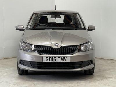 SKODA Fabia Hatchback 1.2 TSI S DSG (s/s) 5dr