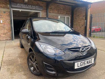 Mazda Mazda2 Hatchback 1.3 Black Edition 5dr