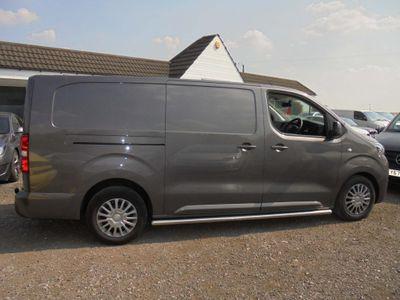 Toyota ProAce Panel Van 2.0D Comfort Long Panel Van LWB EU6 (s/s) 6dr