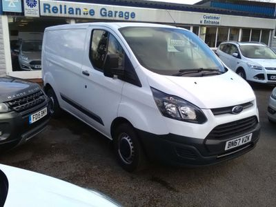 Ford Transit Custom Panel Van 290 Panel Van