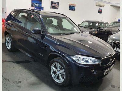 BMW X5 SUV 2.0 25d M Sport Auto xDrive (s/s) 5dr