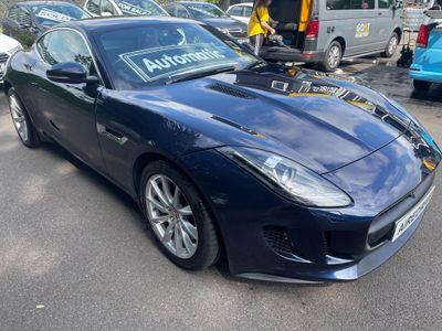 Jaguar F-Type Coupe 3.0 V6 Quickshift 2dr