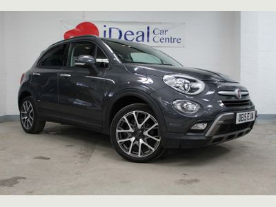 Fiat 500X SUV 1.4 MultiAir Cross Plus (s/s) 5dr
