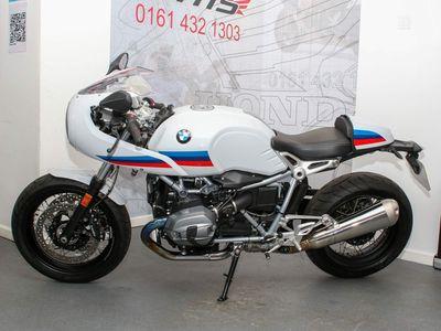 BMW R nineT Racer Naked 1200 Racer S ABS