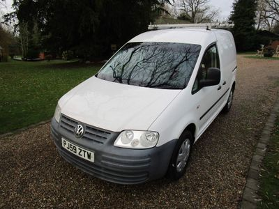 Volkswagen Caddy Panel Van 2.0 SDI PD C20 Panel Van 4dr