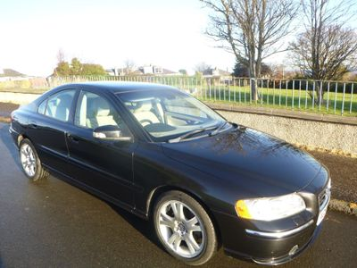 Volvo S60 Saloon 2.0 T SE Lux 4dr