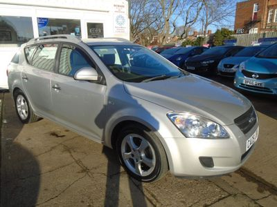Kia Ceed Estate 1.6 CRDi GS 5dr