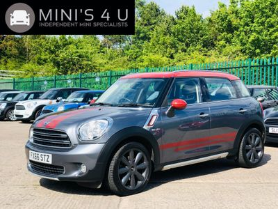 MINI Countryman SUV 2.0 Cooper D Park Lane 5dr