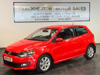 VOLKSWAGEN POLO Hatchback 1.2 TDI Match Edition 3dr