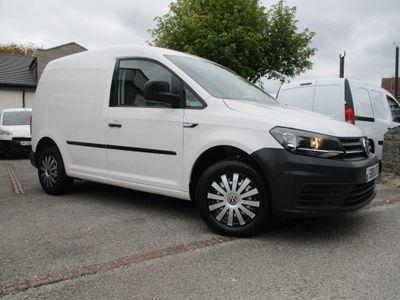 Volkswagen Caddy Panel Van 2.0 TDI C20 BlueMotion Tech Startline EU6 (s/s) 5dr