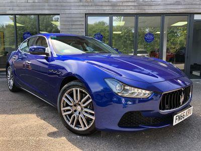 Maserati Ghibli Saloon 3.0 V6 4dr