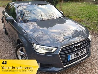 Audi A3 Saloon 1.5 TFSI CoD Sport S Tronic (s/s) 4dr