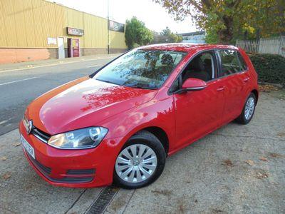 Volkswagen Golf Hatchback 1.4 TSI S DSG (s/s) 5dr