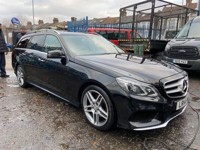 Mercedes-Benz E Class Estate 2.1 E300dh BlueTEC AMG Sport 7G-Tronic Plus 5dr