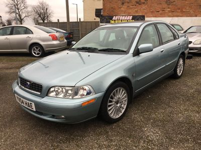 Volvo S40 Saloon 1.8 SE Classic 4dr