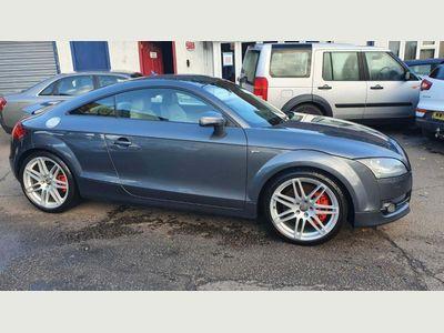 Audi TT Coupe 3.2 TFSI quattro 2dr