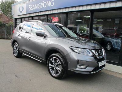 Nissan X-Trail SUV 1.7 dCi N-Connecta CVT 4WD (s/s) 5dr
