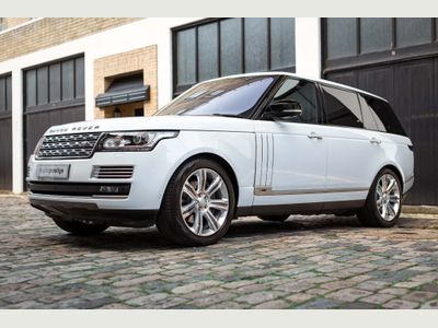 Land Rover Range Rover SUV 4.4 SD V8 SV Autobiography Auto 4WD (s/s) 5dr LWB