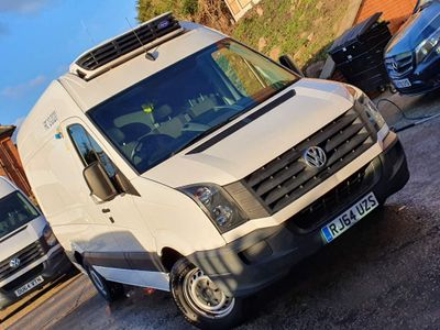Volkswagen Crafter Temperature Controlled 2.0 BiTDI CR35 MWB Refrigerated Van 4dr (MWB)