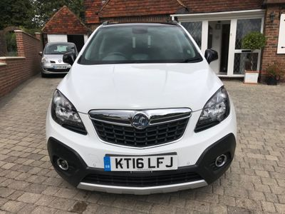 Vauxhall Mokka Hatchback 1.4 i 16v Turbo Limited Edition (s/s) 5dr