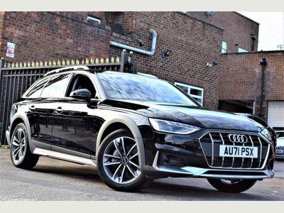 Audi A4 Allroad Estate 2.0 TDI 40 Sport Allroad S Tronic quattro (s/s) 5dr