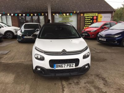 CITROEN C3 Hatchback 1.6 BlueHDi Flair (s/s) 5dr