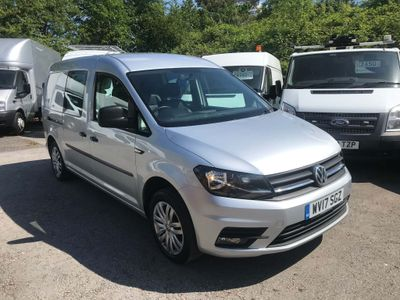 Volkswagen Caddy Maxi Other 2.0 TDI Maxi Window Van 5dr (EU6, 5 Seats)