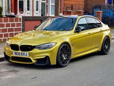 BMW M3 Saloon 3.0 BiTurbo DCT (s/s) 4dr