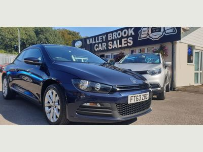 VOLKSWAGEN SCIROCCO Coupe 2.0 TDI BlueMotion Tech 3dr