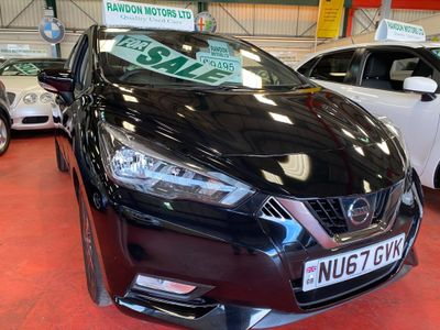 Nissan Micra Hatchback 1.5 dCi Acenta (s/s) 5dr