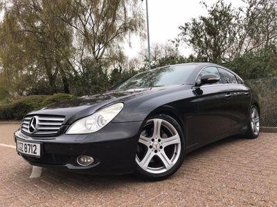 Mercedes-Benz CLS Coupe 3.5 Petrol