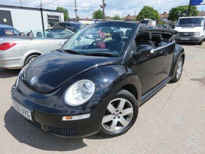 Volkswagen Beetle Convertible 1.4 Luna Cabriolet 2dr