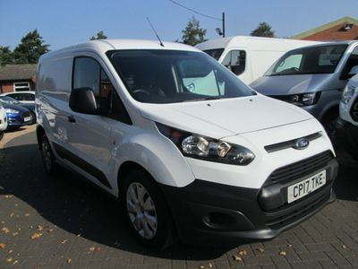 Ford Transit Connect Panel Van 1.5 TDCi 220 L1 5dr