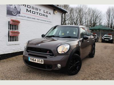 MINI Countryman SUV 2.0 Cooper SD 5dr